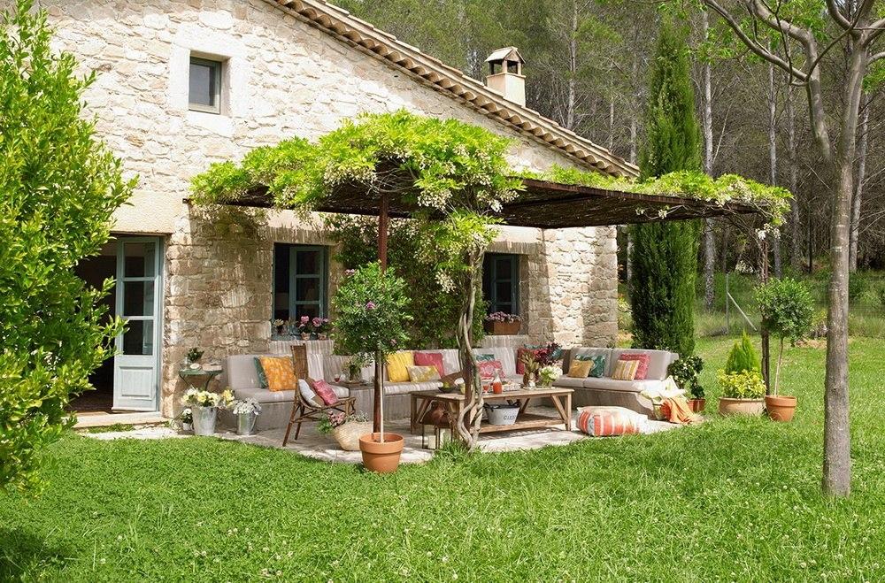 Дизайн дач и частных домов