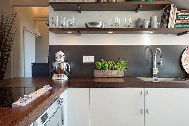 Кухни 8.5 кв м фото