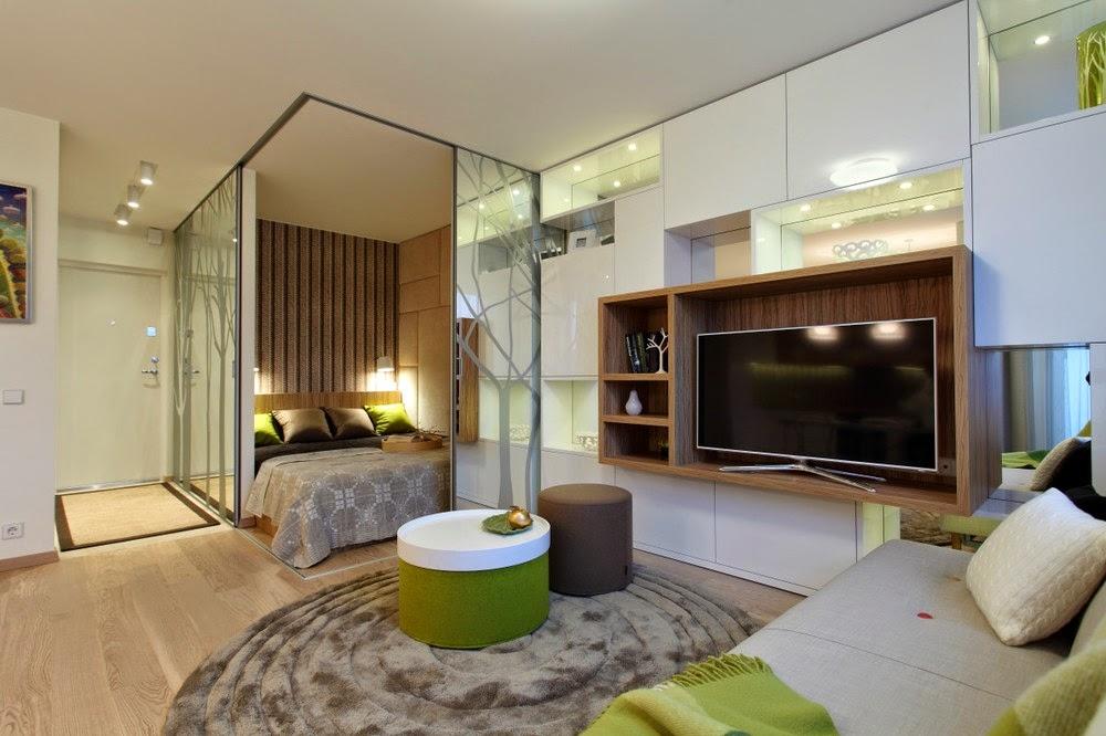 1 Zimmer Wohnung Einrichten
