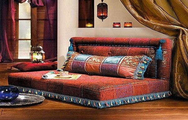 Оформление интерьера спальни в восточном стиле - Дизайн интерьеров Идеи вашего дома Lodgers
