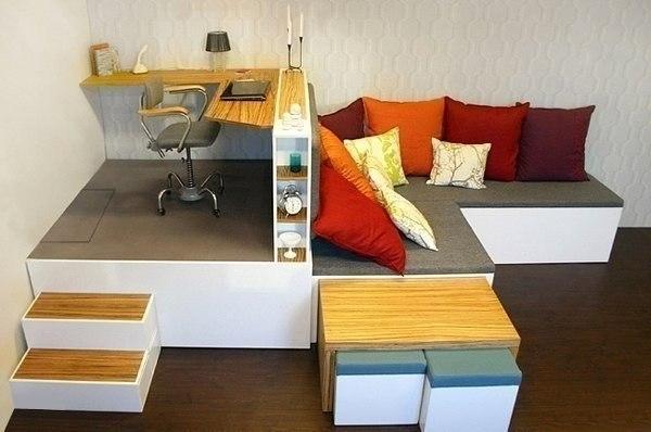 Мебель трансформер своими руками в домашних условиях с фото